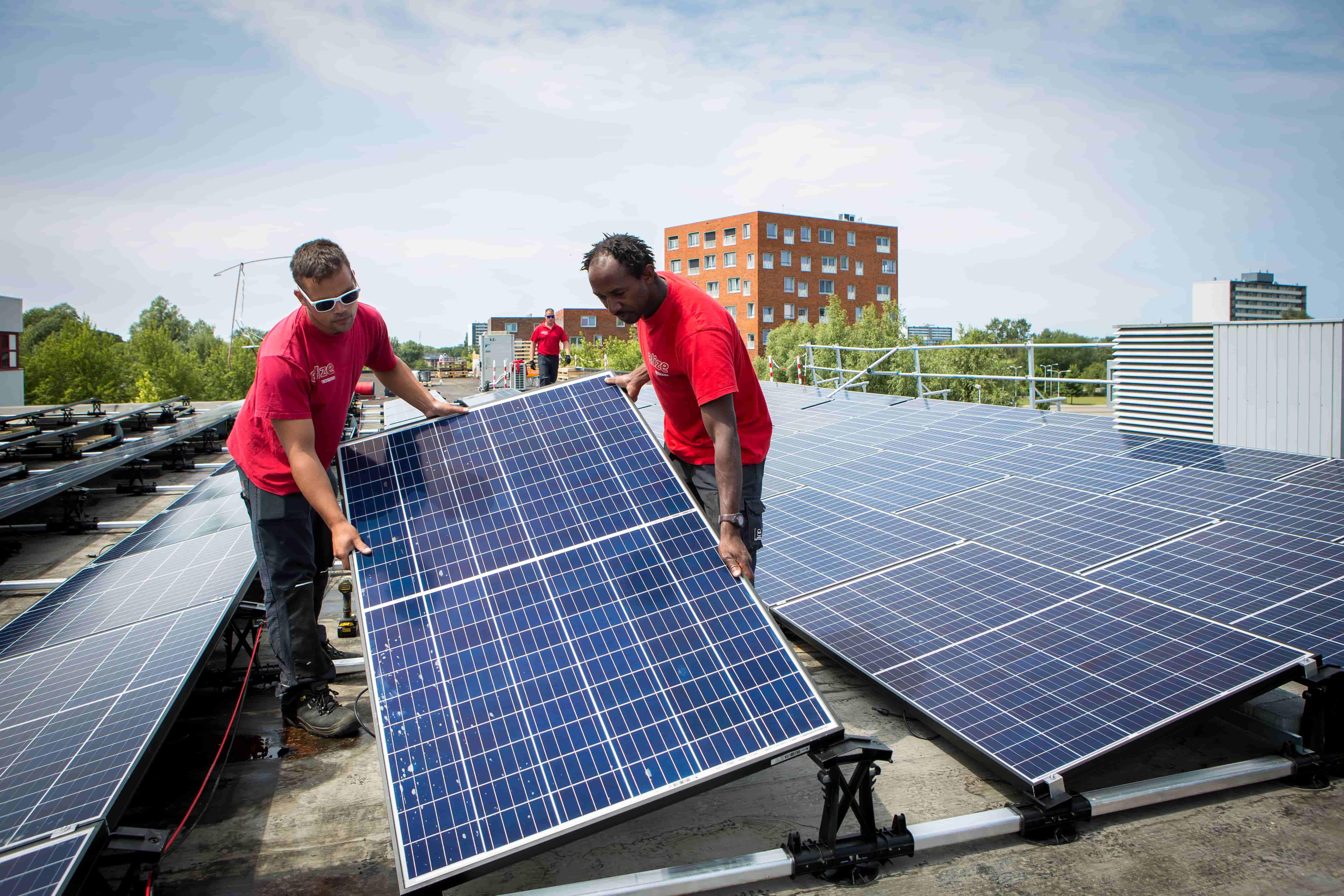 Vacature: Monteur zonnepanelen / elektro 1,0 FTE