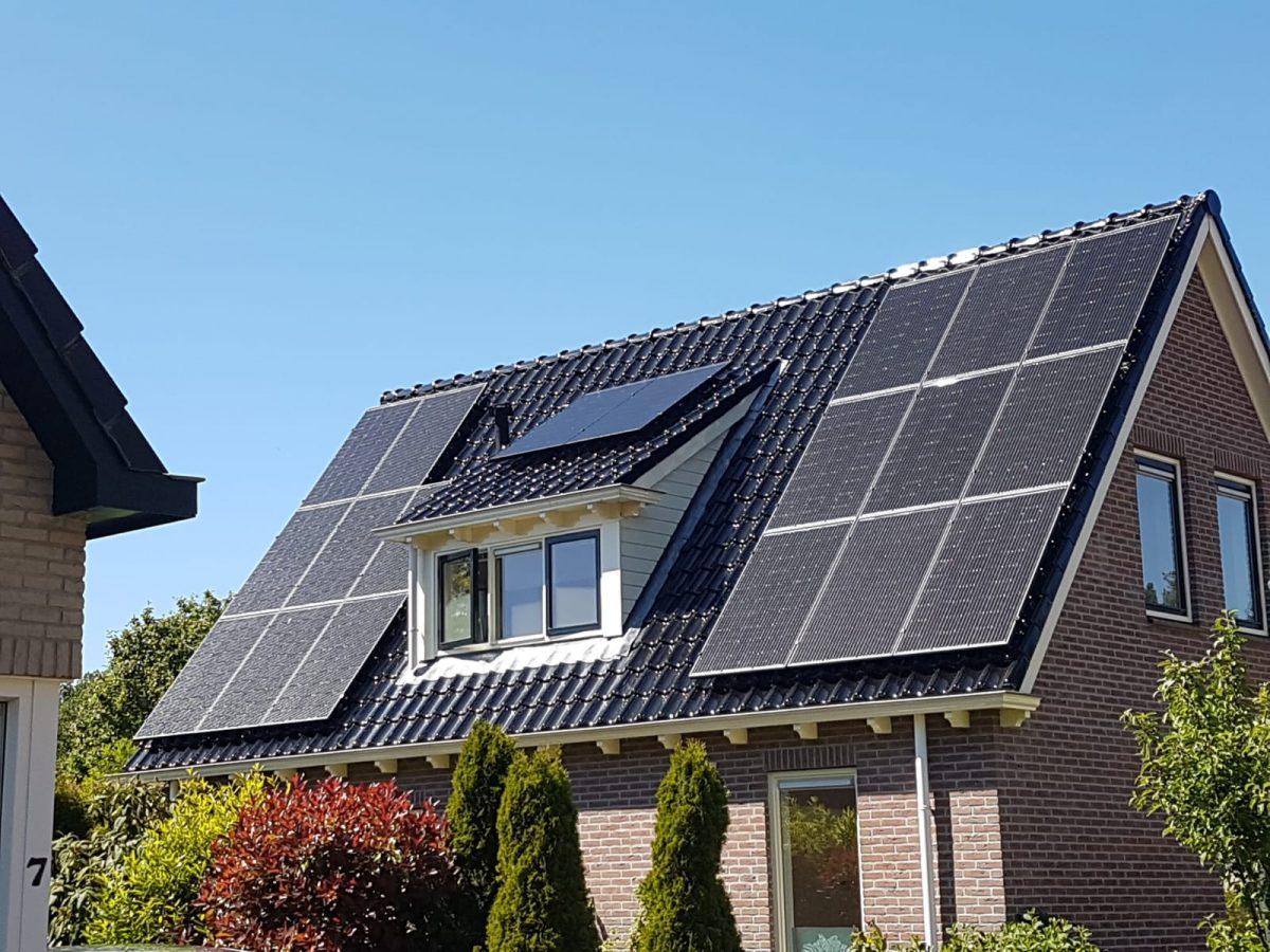 zonnepanelenparticulier